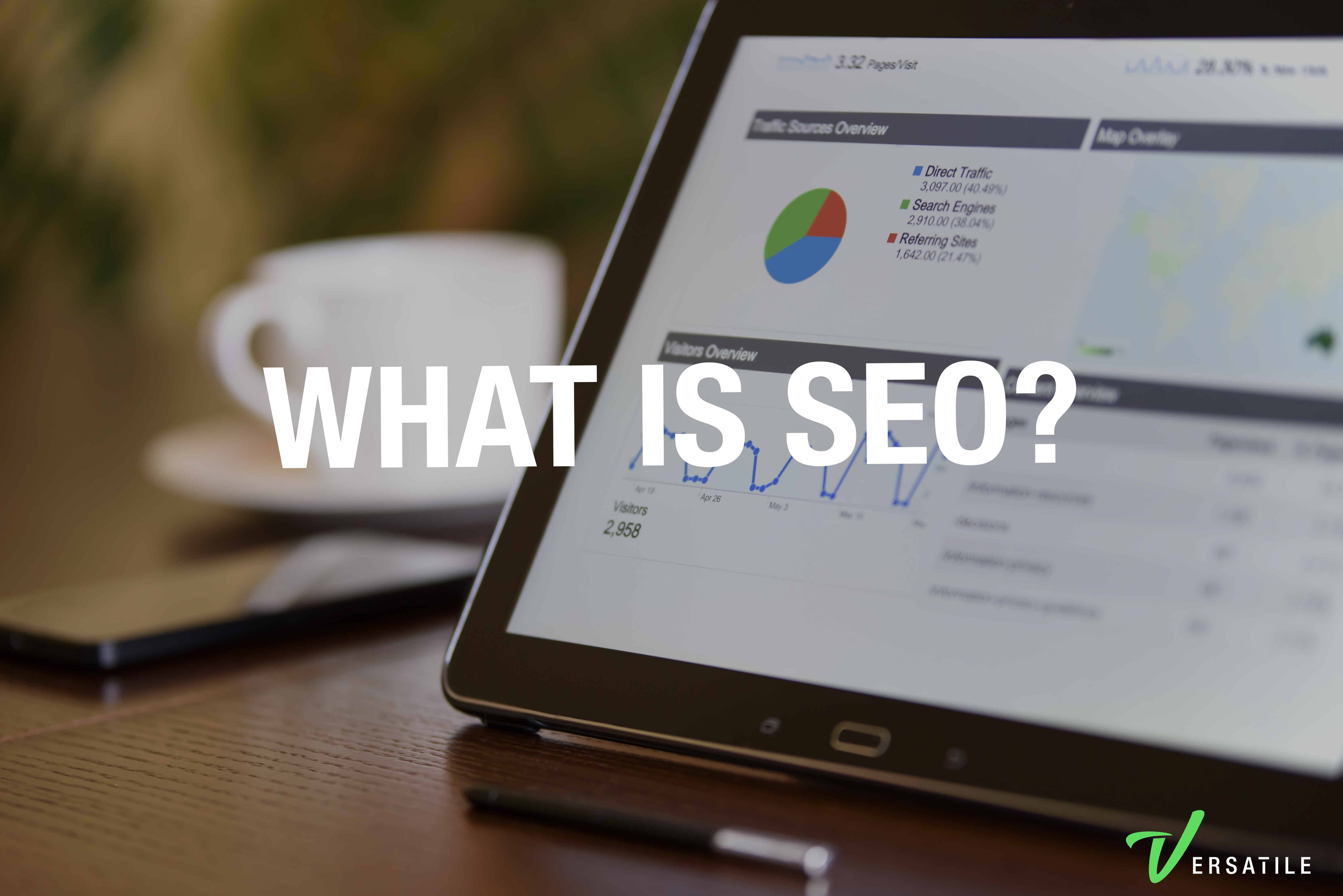 Versatile Business Strategies SEO