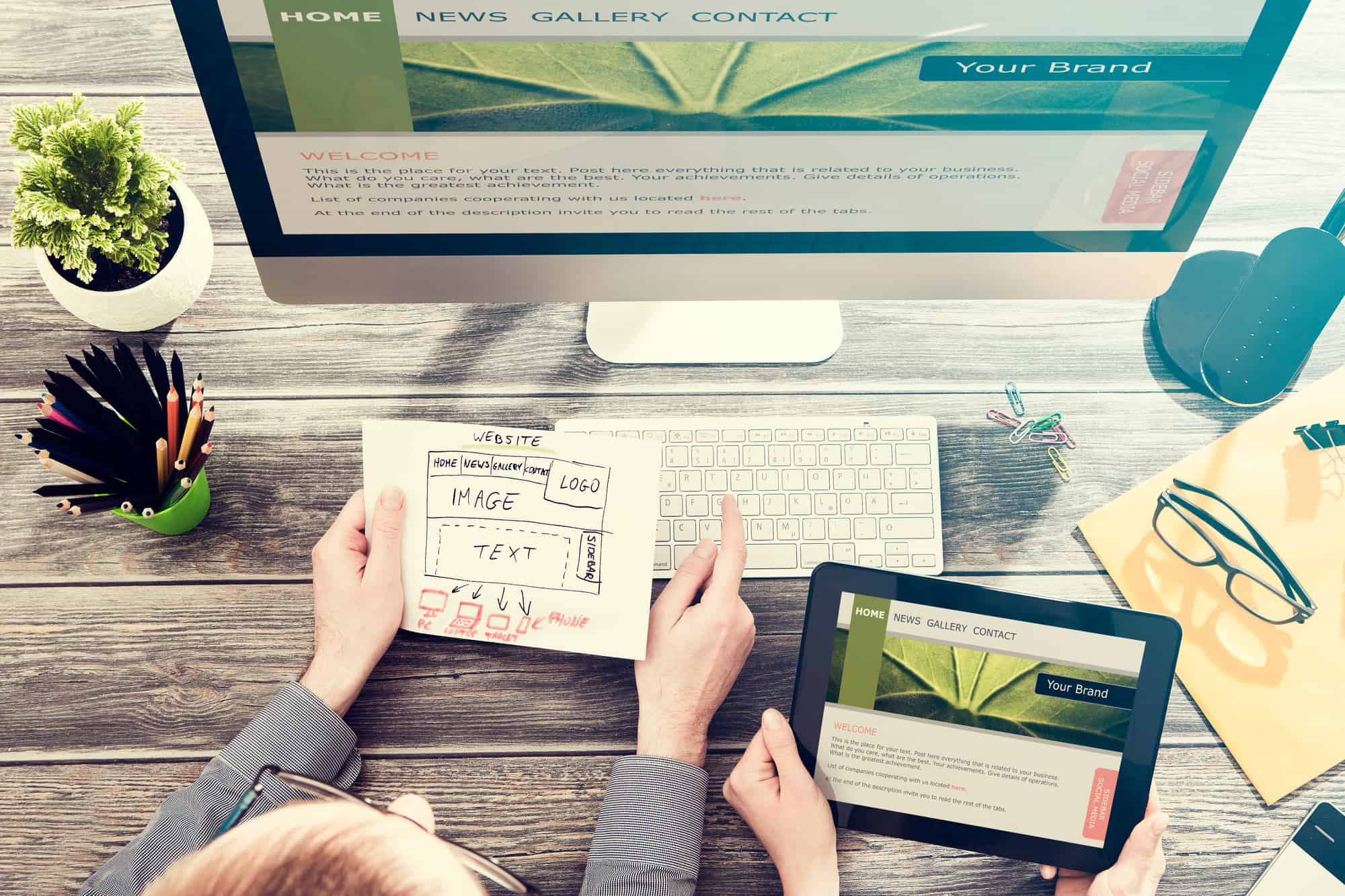 The Importance of Website Design: 7 Vital Ways Your Site Design Impacts Your Bottom Line